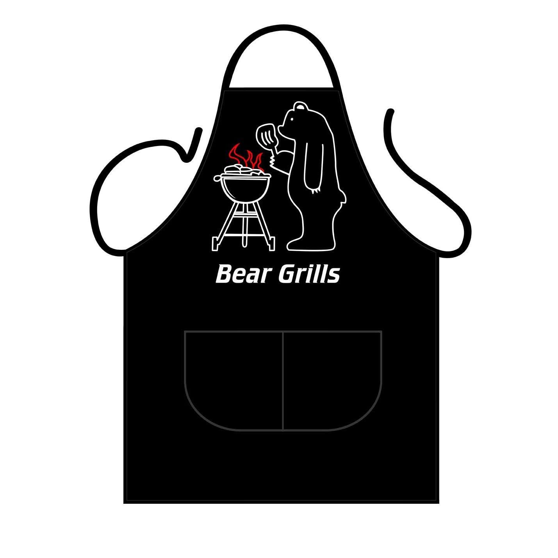 bear grills apron