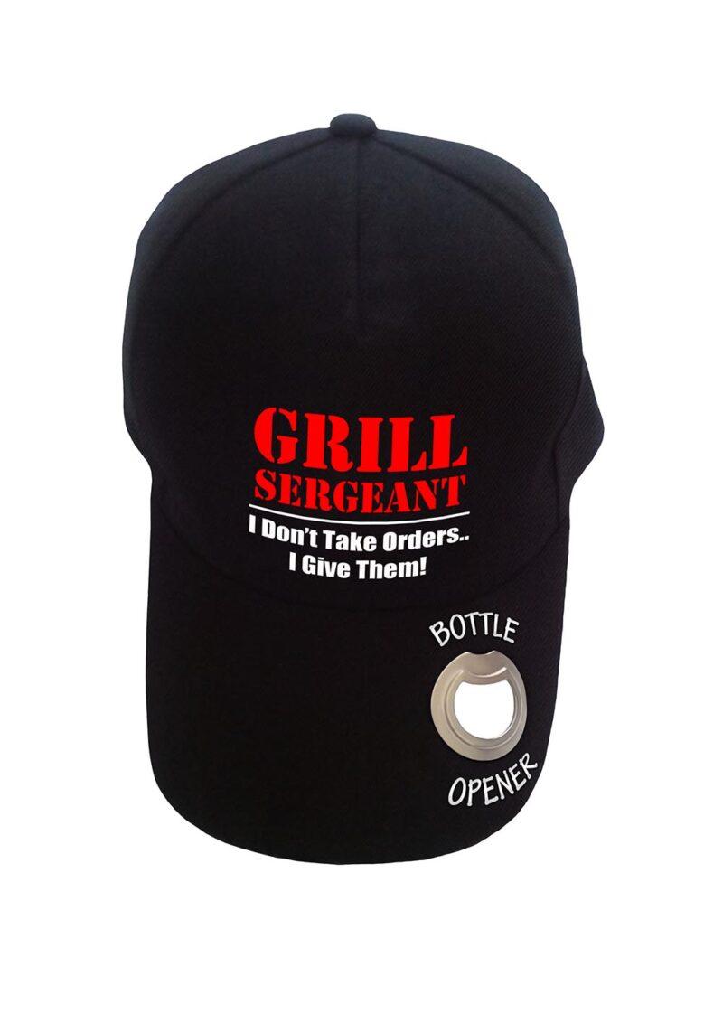 Grill Sergeant Cap