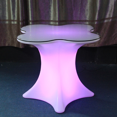 Curved LED Table