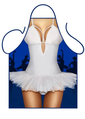 Ballet Dancer Apron