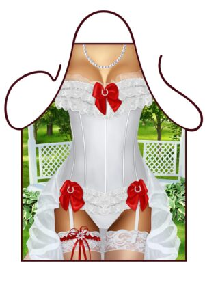 New Bride Apron