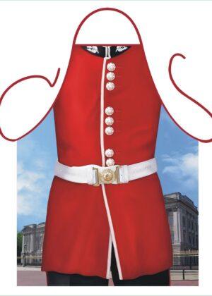 Guardsman Apron