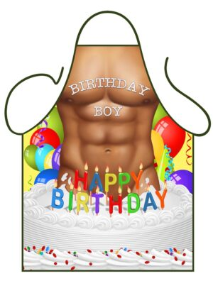 Birthday Boy Apron