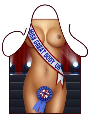 Miss Great Body UK Apron