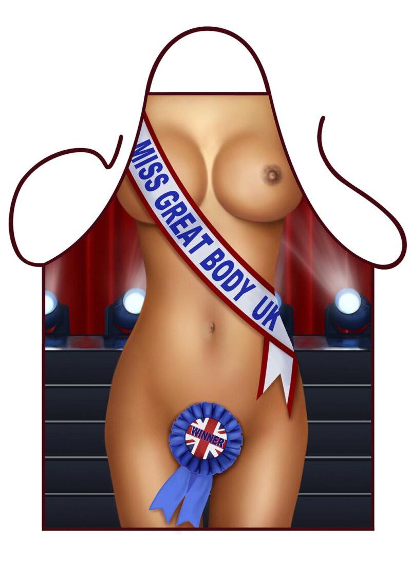 Miss Great Body UK Apron