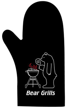 Oven Glove Bear Grills