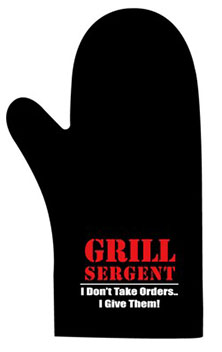 Oven Glove Grill Sergeant