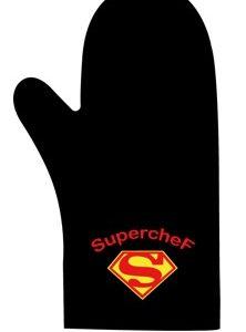 Oven Glove - Super Chef