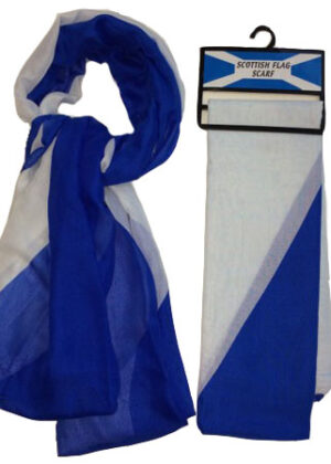 Scottish Flag Scarf