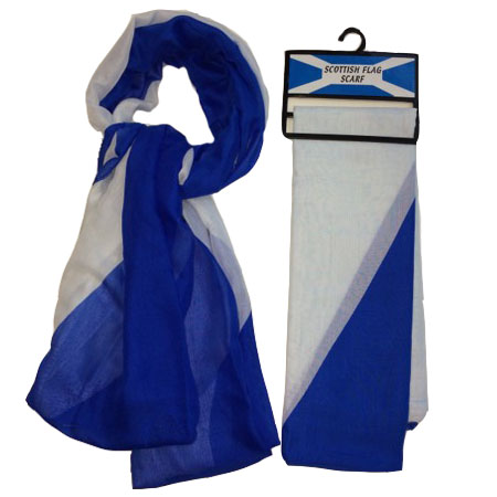 Scottish Flag Scarf