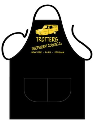 Trotters style for the Del Boy in you Apron