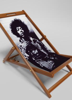 Jimi Hendrix Deckchair