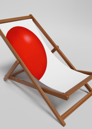 Right Heart Deck Chair