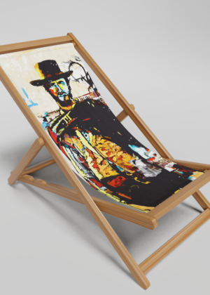 David Bowie Deckchair