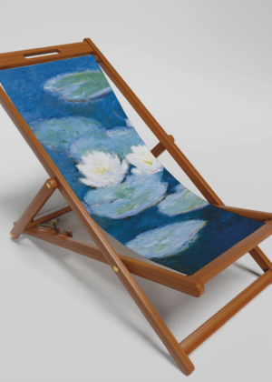 Water Lillies Deckchair